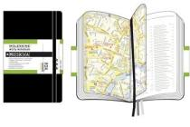 Moleskine pocket. City Notebook Moscow