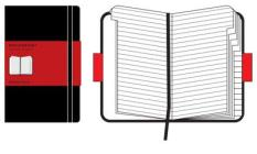 Moleskine pocket. Rubrica