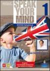 Speak your mind. Student's book-Workbook. Ediz. MyEnglishLab. Con espansione online. Con CD Audio. Per le Scuole superiori vol.1