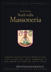 Studi sulla massoneria
