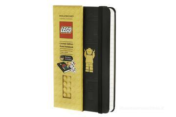Moleskine taccuino a righe pocket. Lego yellow brick. Limited edition.