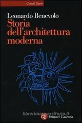 Storia dell'architettura moderna