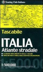 Confronta prezzi Italia. Atlante stradale 1:500.000