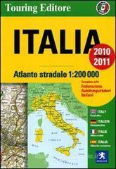 Confronta prezzi Atlante stradale Italia 1:200.000 2010-2011