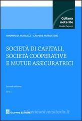 Societ di capitali, societ cooperative e mutue assicurazioni