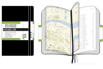 Moleskine pocket. City Notebook Dublin