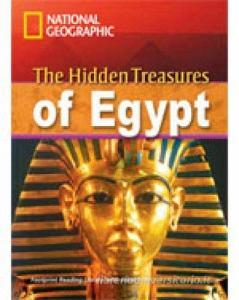 Egypt's hidden tresaures. Footprint reading library. 2600 headwords. Level C1. Con DVD-ROM