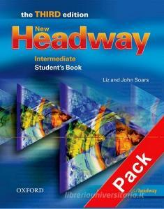 New headway. Intermediate. Student's book-Workbook. Without key. Per le Scuole superiori