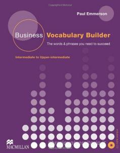 Business vocabulary builder. Con CD Audio. Per gli Ist. professionali
