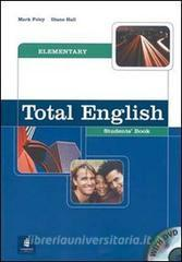 Total english. Upper intermediate. Workbook. Per le Scuole superiori. Con CD-ROM