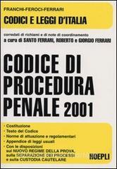 Codice di procedura penale 2001
