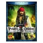 Pirati dei Caraibi. Oltre i confini del mare (Cofanetto blu-ray e dvd)