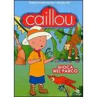 Caillou. Caillou gioca nel parco