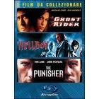Ghost Rider - Hellboy - The Punisher (Cofanetto 3 blu-ray)