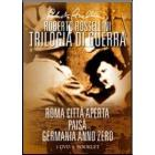 Roberto Rossellini. Trilogia di guerra (Cofanetto 3 dvd)