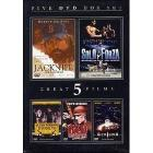 5 Great Films (Cofanetto 5 dvd)