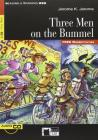 Three men on the bummel. Con CD Audio