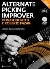 The alternate picking improver. Con DVD video