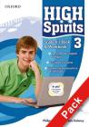 High spirits. Student's book-Workbook-My digital book-Extra book. Per la Scuola media. Con espansione online vol.3