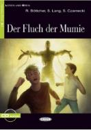 Der Fluch der Mumie. Con CD Audio