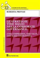 Le strategie time based nella corporate governance