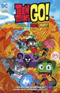 Party, party! Teen Titans go! vol.1