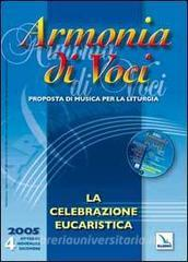 Armonia di voci (2005). Con CD Audio vol.4