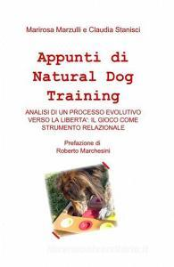 Appunti di natural dog training