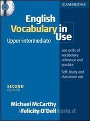 English vocabulary in use. Upper intermediate. Per le Scuole superiori. Con CD-ROM