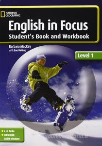 English in focus. Multimedia. Per la Scuola media. Con CD Audio. Con CD-ROM vol.1